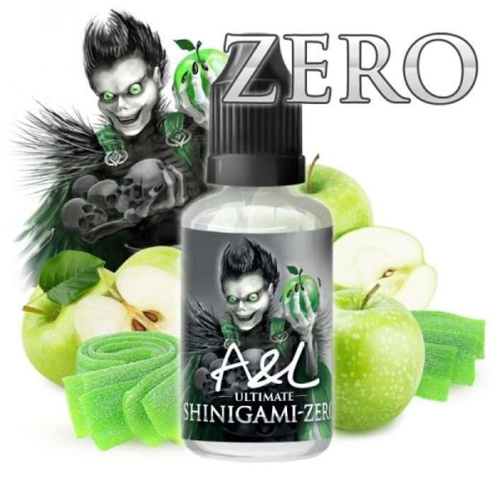 a&l ultimate shinigami zero aroma diy