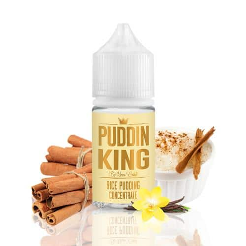 kings crest aroma concentrado diy puddin king 30ml