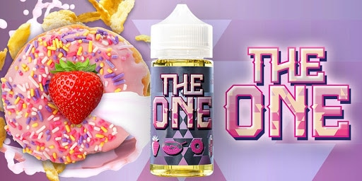 the one strawberry