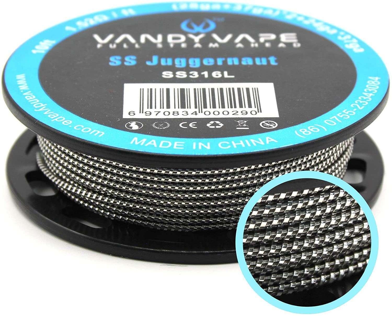vandy vape juggernaut ss316l