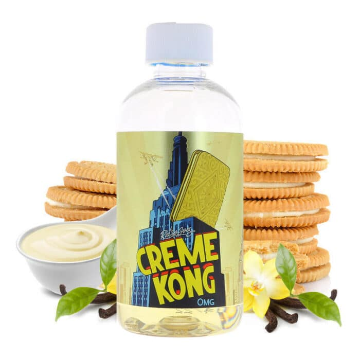 creme kong 200ml custard creme